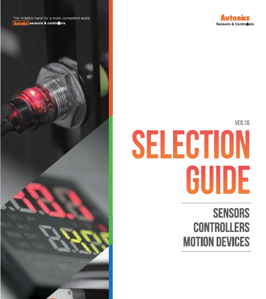 Selection Guide Autonics